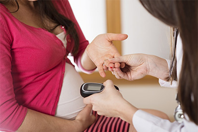 Сахар во время беременности