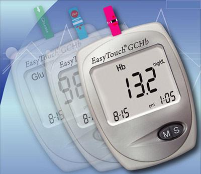 Прибор для измерения гемоглобина в домашних условиях