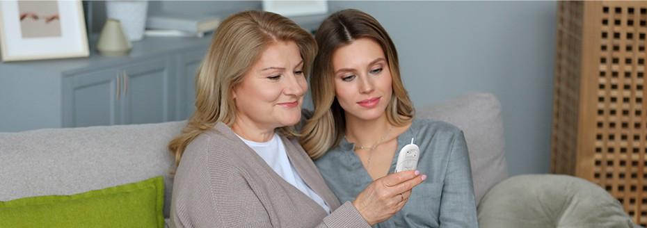 OneTouch Verio Reflect - единственный глюкометр в России, который дает советы и мотивирует