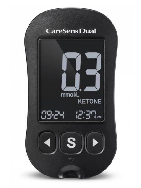 Глюкометр CareSens Dual для измерения кетонов в крови