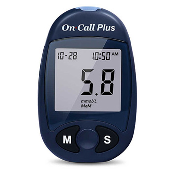 Акция в МЕДМАГе - глюкометр On Call Plus за 1 рубль, а при покупке двух упаковок тест-полосок - глюкометр On Call Plus в полной комплектации в ПОДАРОК!